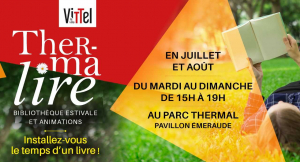 THERMALIRE - SPECTACLE D'IMPROVISATION THEATRALE